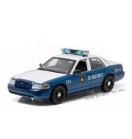 Greenlight WALKING DEAD  RC Car 1/18 - 2001 Ford Crown Victoria Police Interceptor