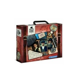 Clementoni PEAKY BLINDERS Briefcase Puzzle 1000p