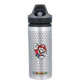 Stor SUPER MARIO Premium Aluminium Bottle 600ml