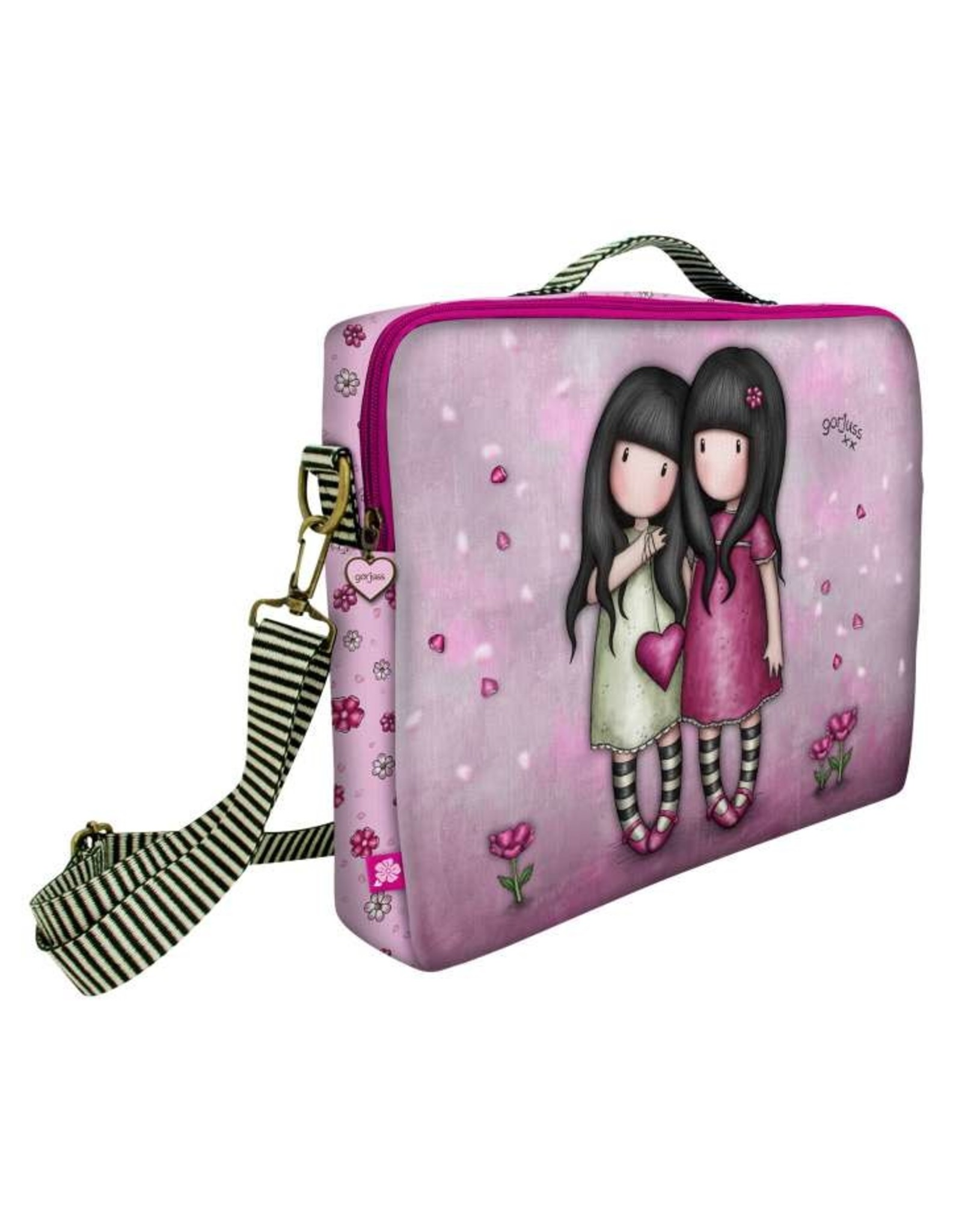 "Santoro GORJUSS Laptop bag 15"" - You Can Have Mine"