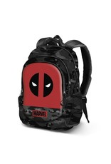 DEADPOOL Running Backpack '30x44x17' - Rebel