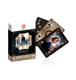 Winning Moves FANTASTIC BEASTS Playing Cards - Number 1