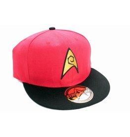 STAR TREK Cap - Red Logo