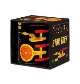 Logoshirt STAR TREK Mug - Starship Graph