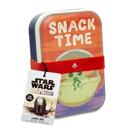 Funko STAR WARS Lunch Box - Mandalorian: The Child Snack Time