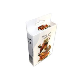Sakami STREET FIGHTER Playing Cards - Characters