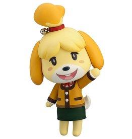 Good Smile Company ANIMAL CROSSING NEW LEAF Figure Nendoroid 10cm - Shizue Isabelle Winter Version