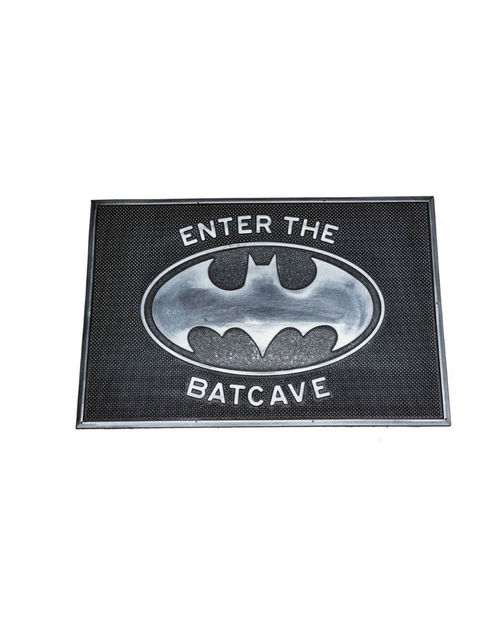 Pyramid International DC COMICS Rubber Doormat 40x60 - Enter the Batcave
