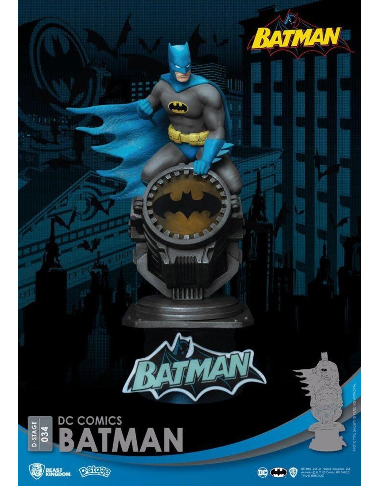 Beast Kingdom BATMAN D-Stage Diorama 16cm