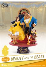 Beast Kingdom BEAUTY AND THE BEAST D-Select Diorama 18cm