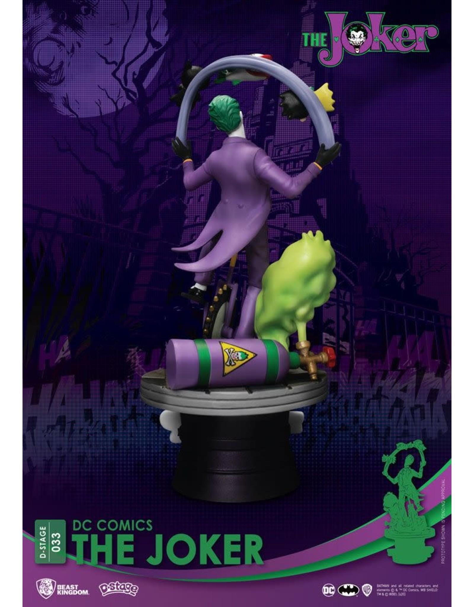 Beast Kingdom JOKER D-Select Diorama 15cm