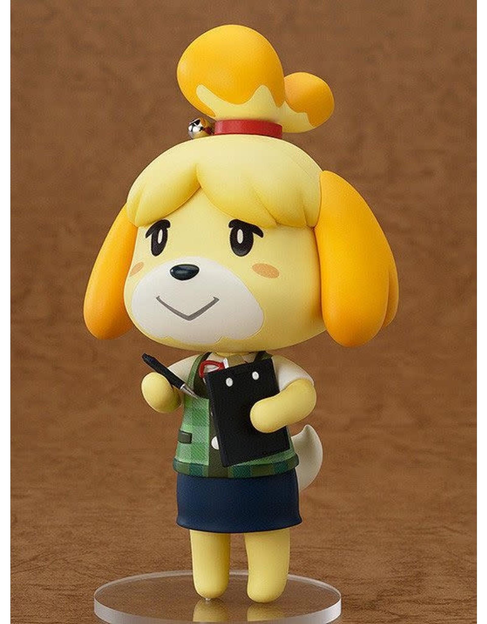 Good Smile Company ANIMAL CROSSING Figure Nendoroid 10cm - Shizue Isabelle