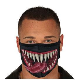 VENOM adult reusable mask