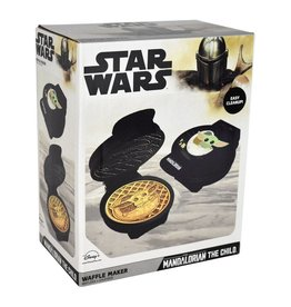 Uncanny Brands STAR WARS Waffle Maker - The Mandalorian: The Child