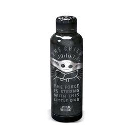 Stor STAR WARS Stainless Steel Bottle 515ml - The Mandalorian: The Child