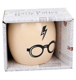 Stor HARRY POTTER Mug 385 ml - Glasses