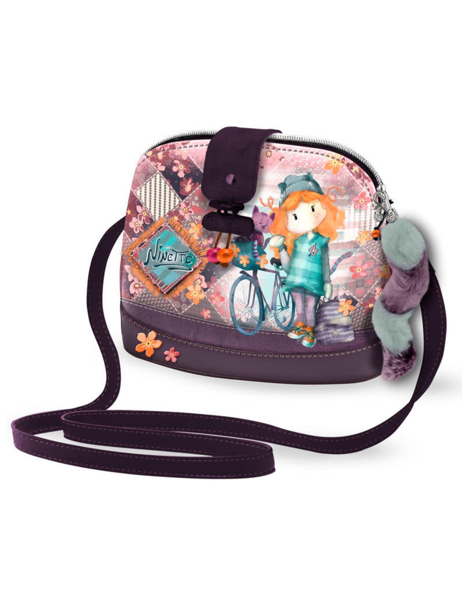 NINETTE Crossbody bag - Bicycle