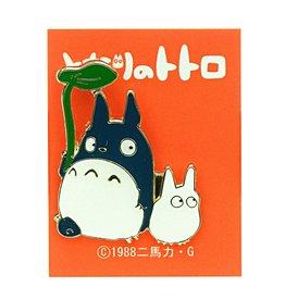 Benelic MY NEIGHBOR TOTORO Pin - Big & Middle Totoro