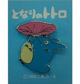 Benelic MY NEIGHBOR TOTORO Pin - Totoro Morning Glory