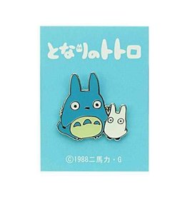 Benelic MY NEIGHBOR TOTORO Pin - Middle & Small Totoro