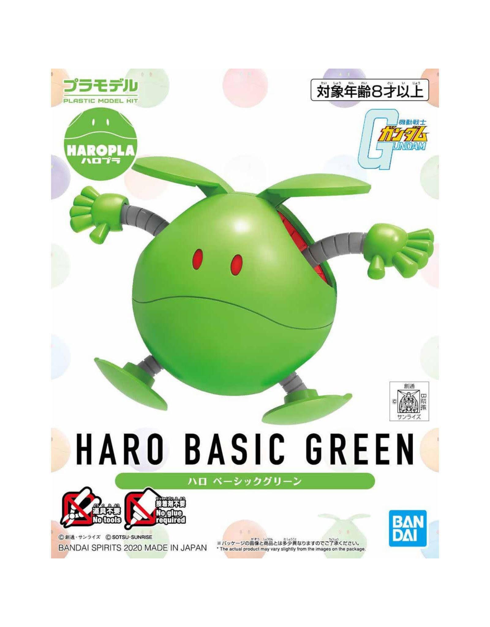 Bandai HARO Model Kit - Basic Green