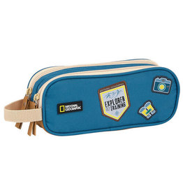 NATIONAL GEOGRAPHIC Pencil Case