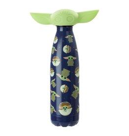 Funko STAR WARS The Mandalorian Water Bottle The Child Ears