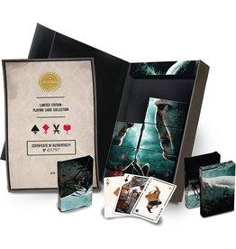 Cartamundi HARRY POTTER Playing Cards - Collector's Set Limited Edition