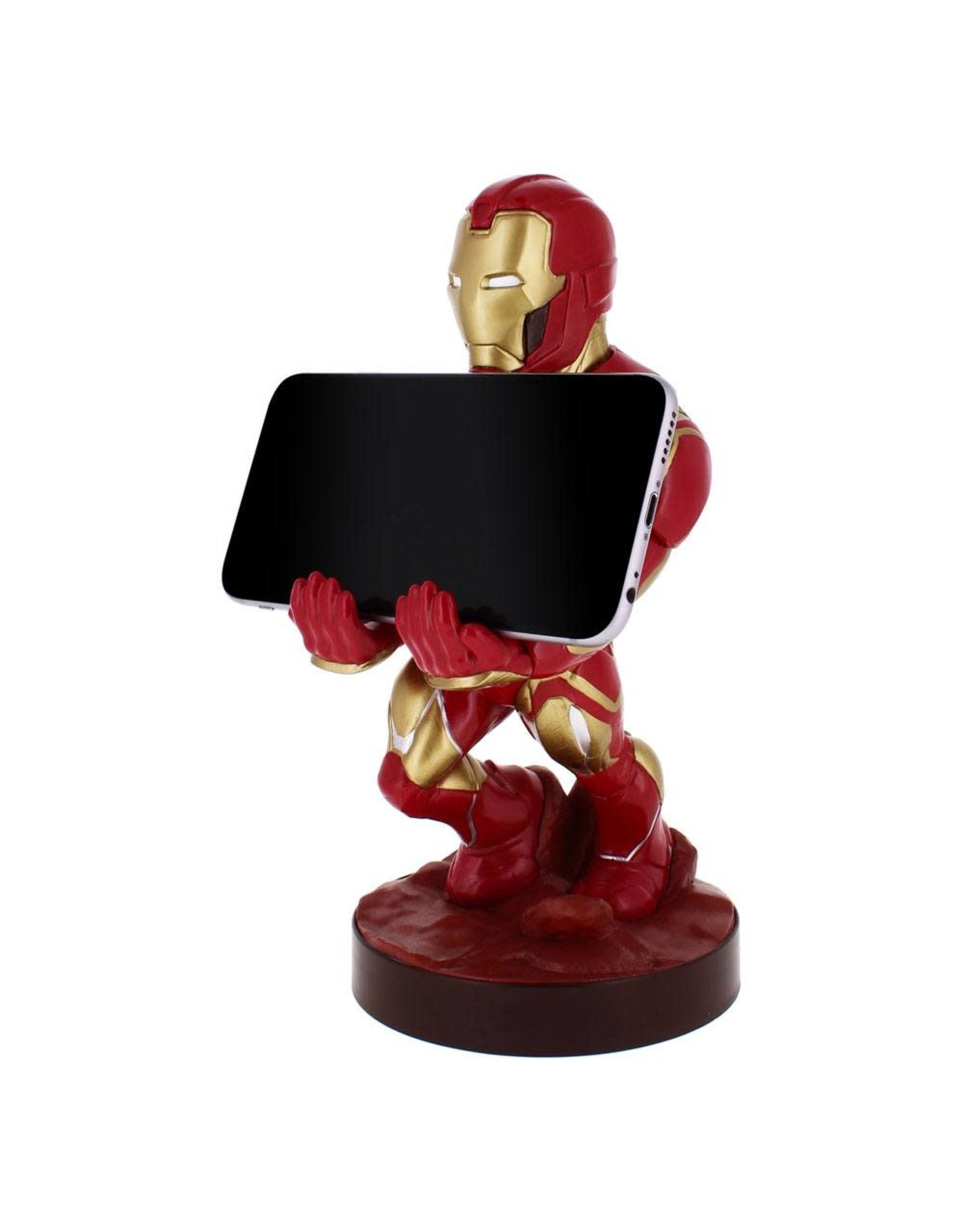 Exquisite Gaming IRON MAN Cable Guys Charging Holder 20cm