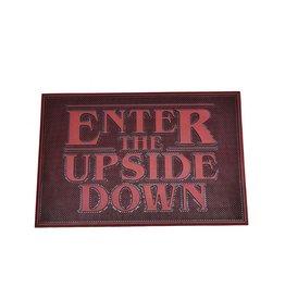 Pyramid International STRANGER THINGS Rubber Doormat 40x60 - Upside Down