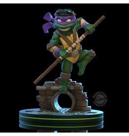 Quantum Mechanix TEENAGE MUTANT NINJA TURTLES Q-Fig 13cm - Donatello