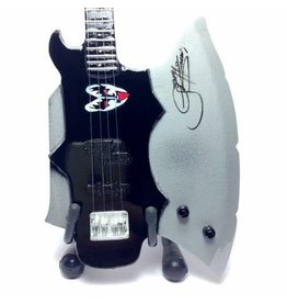 Music Legends KISS Mini Guitar - Gene Simmons Axe Bass