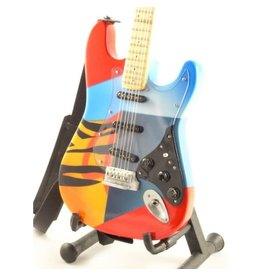 Music Legends ERIC CLAPTON Mini Guitar - Crash 3