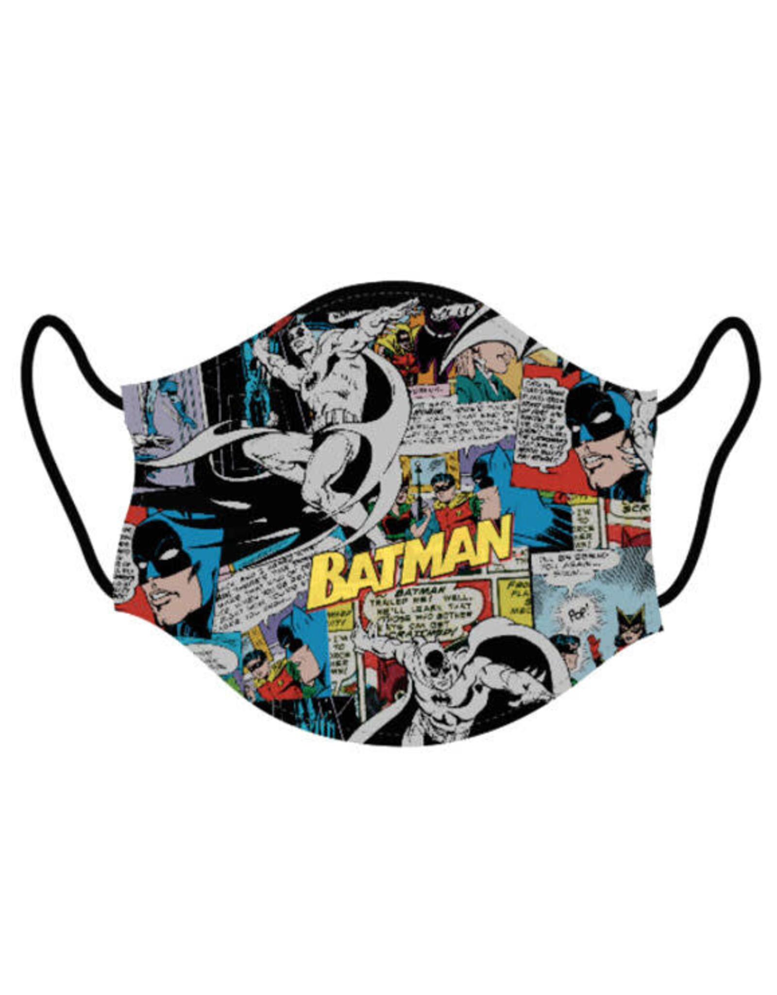 Warner Bros BATMAN Adult Face Mask M
