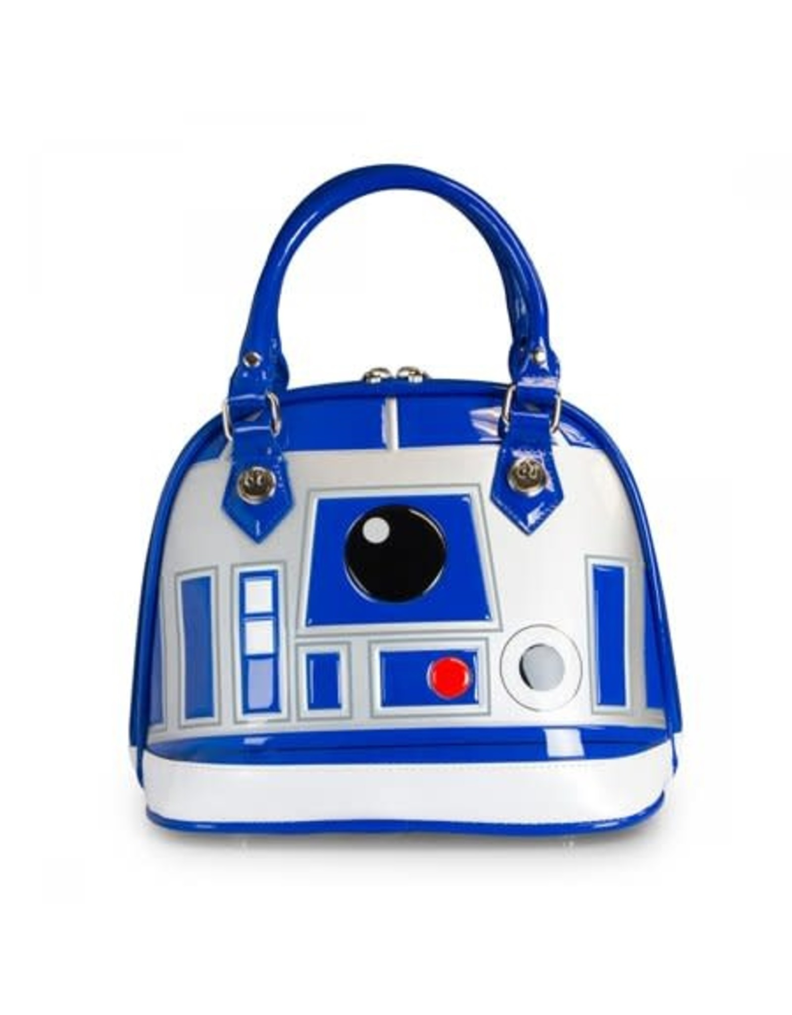 Loungefly STAR WARS Patent Mini Drone Bag - R2D2