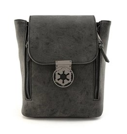 Loungefly STAR WARS Metal Closure Backpack -Empire