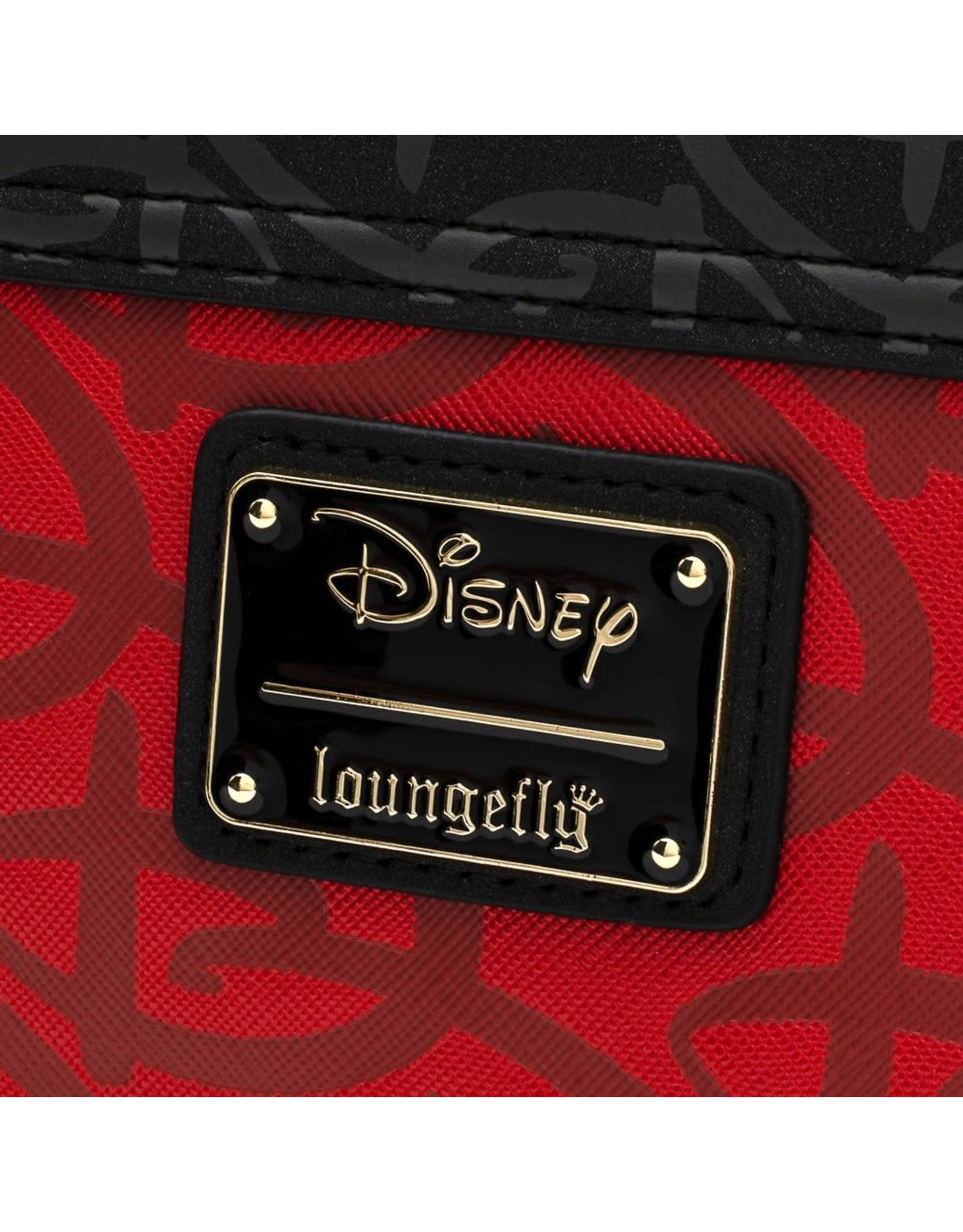 Loungefly DISNEY Crossbody - Logo