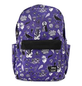 Loungefly DISNEY VILLAINS Backpack - Icons