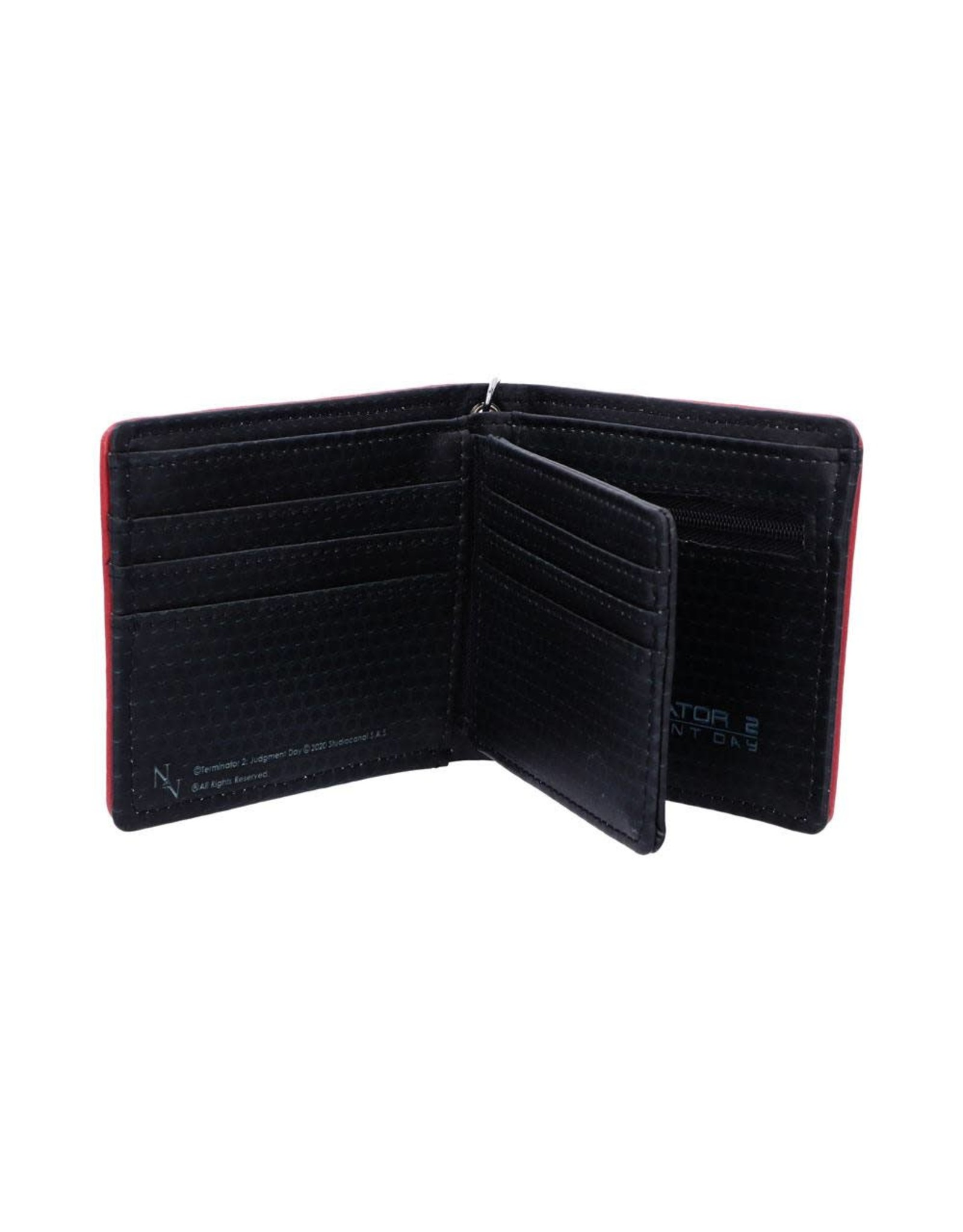 Nemesis Now TERMINATOR 2 Wallet - T-800