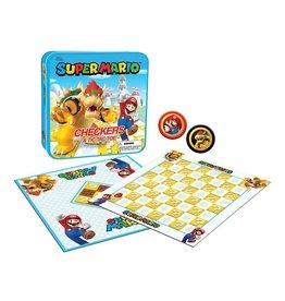 USAopoly SUPER MARIO Checkers - Mario vs. Bowser (UK)