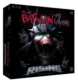 USAopoly BATMAN Cooperative Dice Game - The Batman Who Laughs (UK)