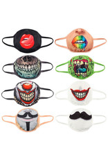 ASSORTED Adult Face Mask (1pc)