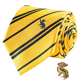 Cinereplicas HARRY POTTER Deluxe Tie  - Hufflepuff