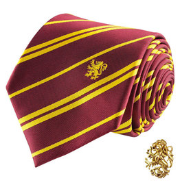 Cinereplicas HARRY POTTER Deluxe Tie  - Gryffindor