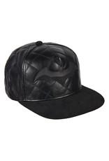 Cerda BATMAN Snapback Cap Leather Look
