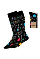 Cerda FRIENDS Socks Black
