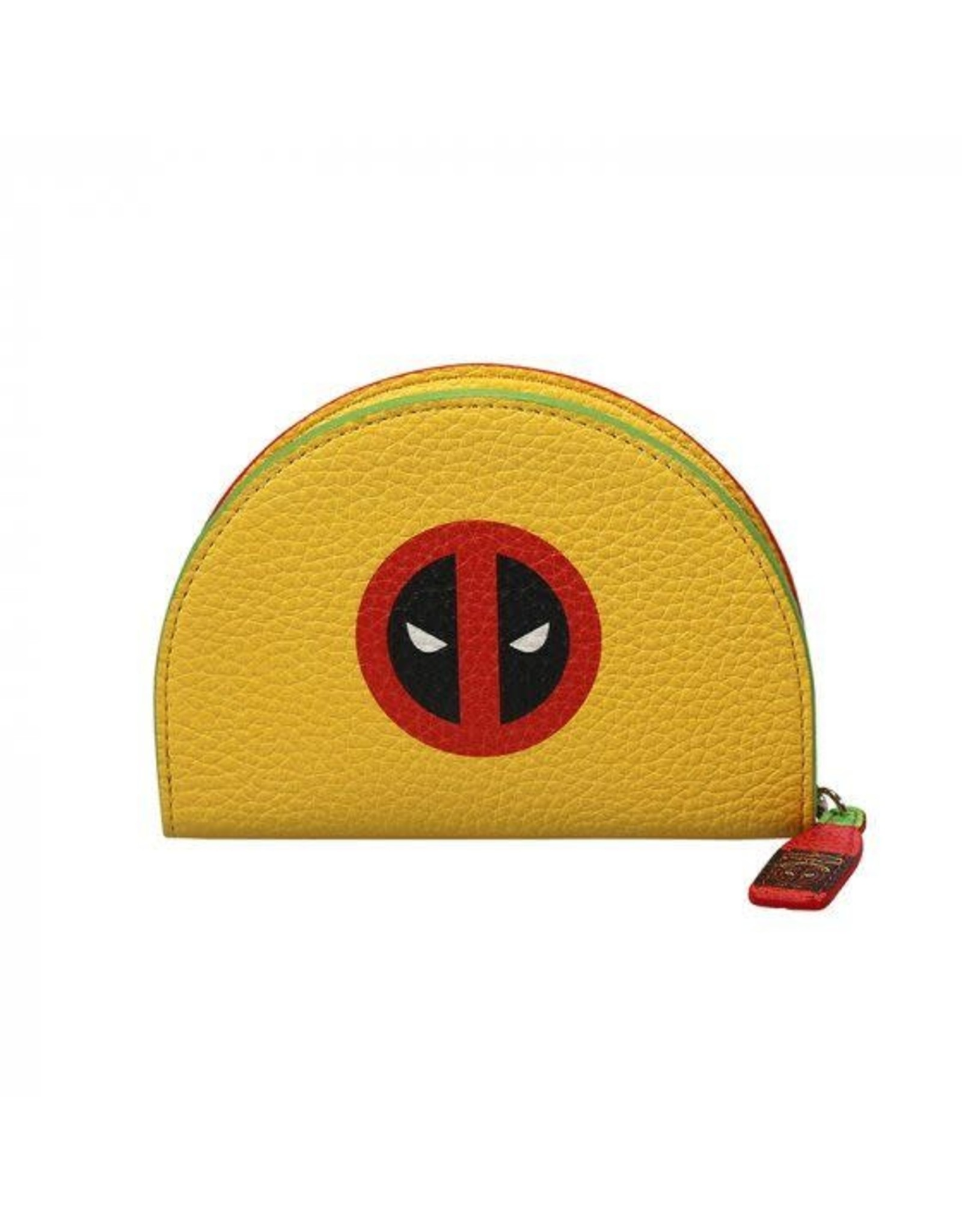 Half Moon Bay DEADPOOL Coin Purse - Taco