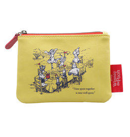 Half Moon Bay WINNIE THE POOH Coin Purse - Time Spent Together