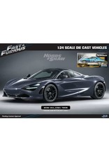 FAST & FURIOUS Diecast Model 1:24 - Hobbs and Shaw 2018 McLaren 720S