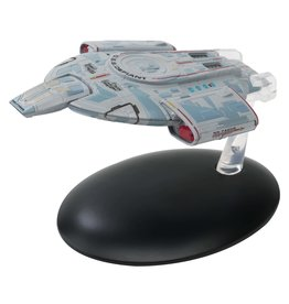 Eaglemoss STAR TREK Voyager Model Ship - USS Defiant NX-74205